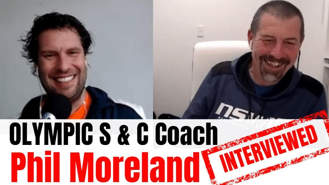 Phil Moreland Phil Moreland interview