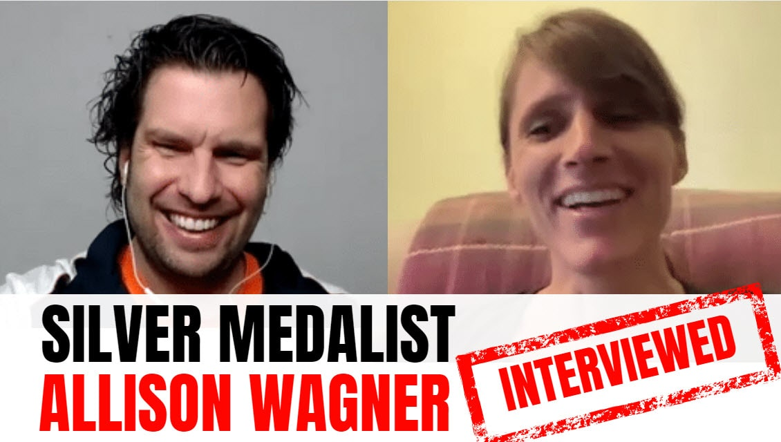 Allison Wagner Allison Wagner interview