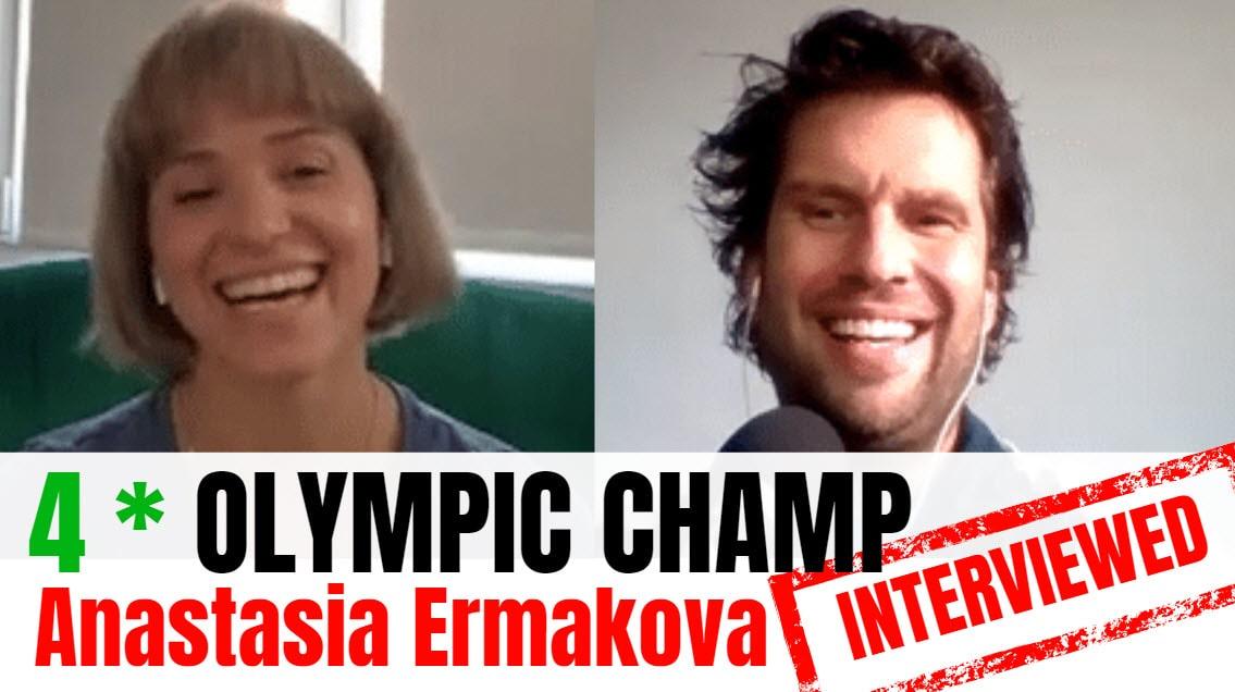 Anastasia Ermakova Anastasia Ermakova interview