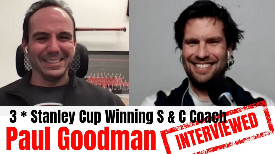 Paul Goodman Paul Goodman interview