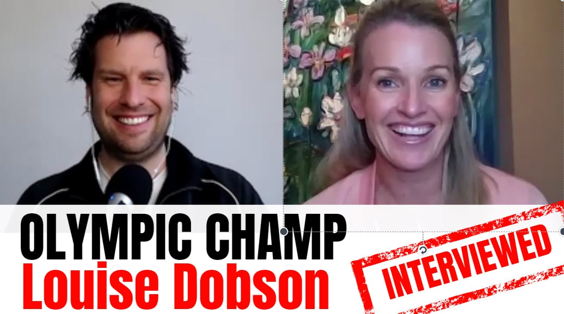 Louise Dobson Louise Dobson interview