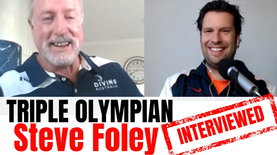 Steve Foley Steve Foley interview