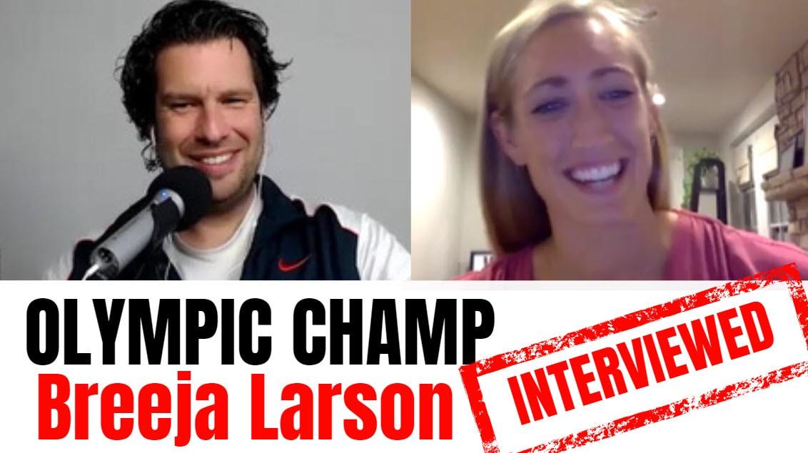 Breeja Larson Breeja Larson interview