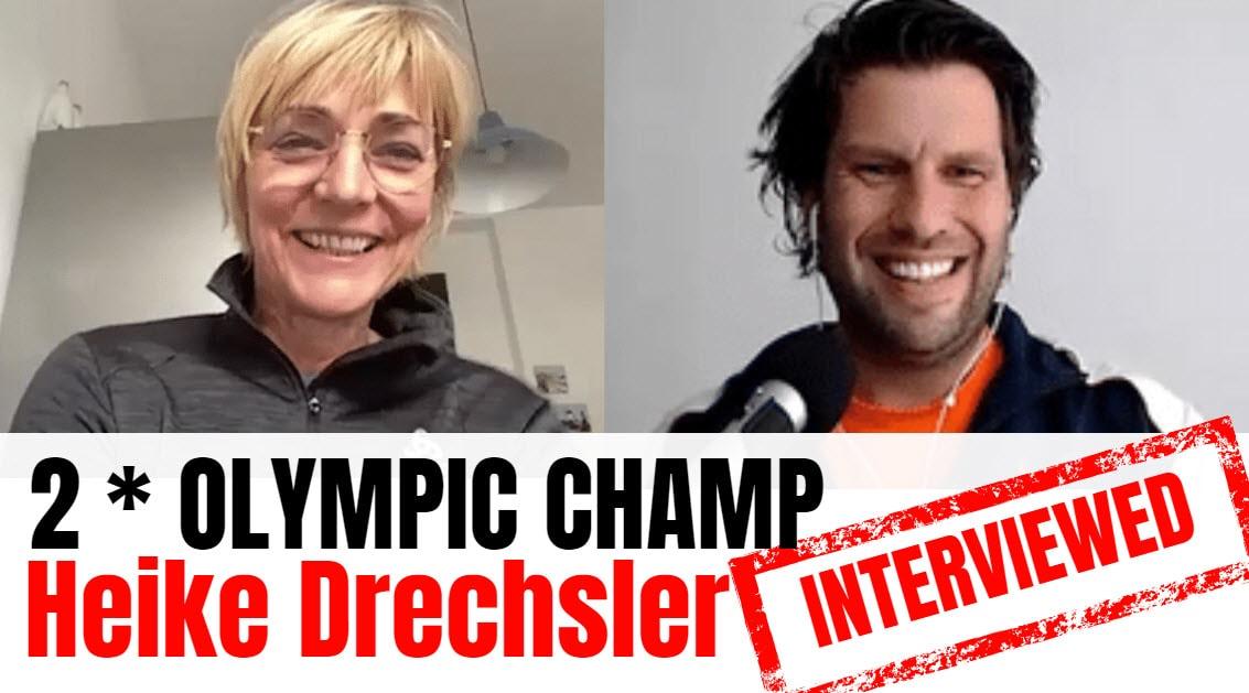Heike Drechsler Heike Drechsler Interview