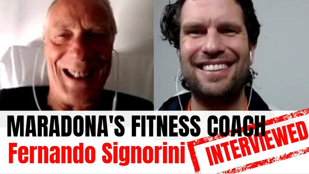 Fernando Signorini Fernando Signorini interview