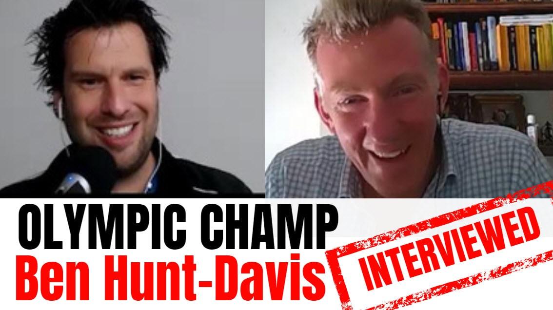 Ben Hunt-Davis Ben Hunt-Davis interview