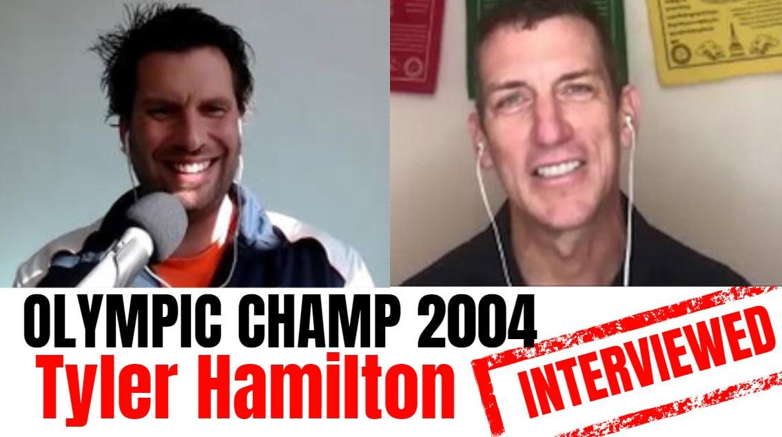 Tyler Hamilton Tyler Hamilton interview