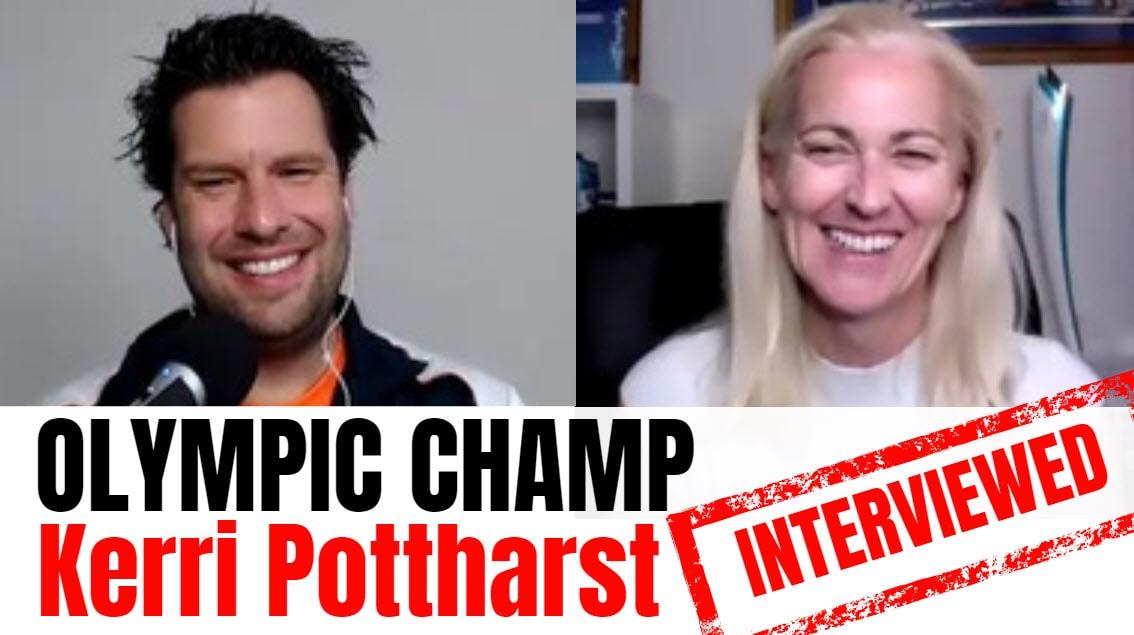 Kerri Pottharst Kerri Pottharst interview